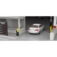 License Plate Recognition Parking System
