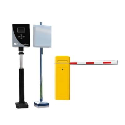 RFID Smart Parking System
