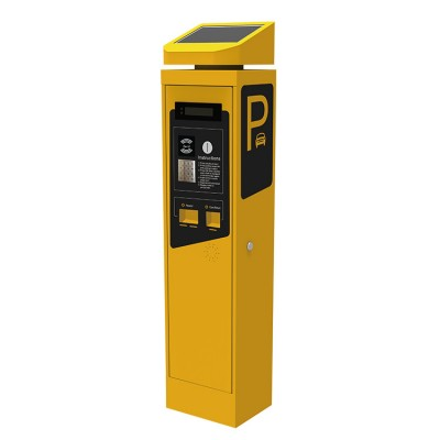 Parking Payment Machine